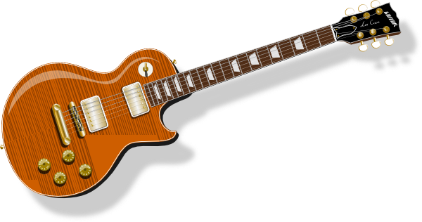 600x316 Guitar Png, Svg Clip Art For Web