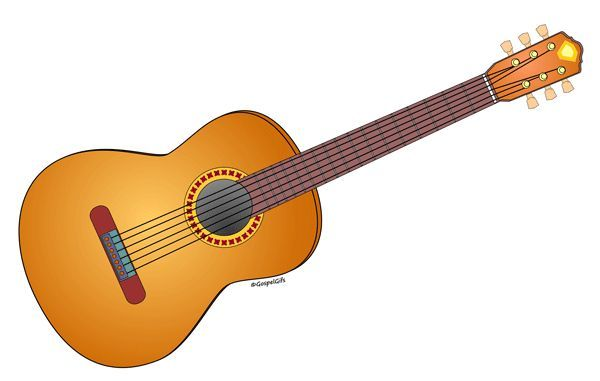 600x381 Musical Instrument Acoustical Guitar