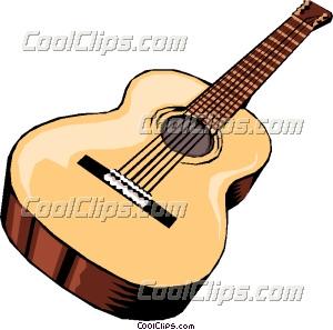 300x297 Acoustic Guitar Clip Art