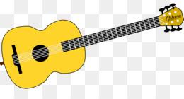 260x140 Acoustic Guitar Electric Guitar Clip Art
