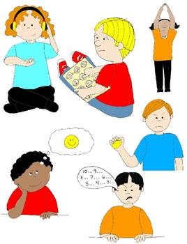 268x350 Kids In Action Social Skills And Pragmatic Language Visuals 3