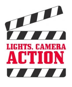 249x300 Lights Camera Action Clip Art Clipart Panda