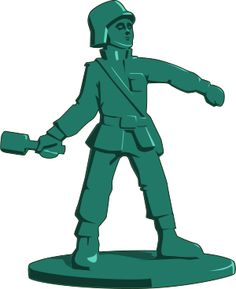 236x289 Toy Story Green Army Man. Army Men And Toy