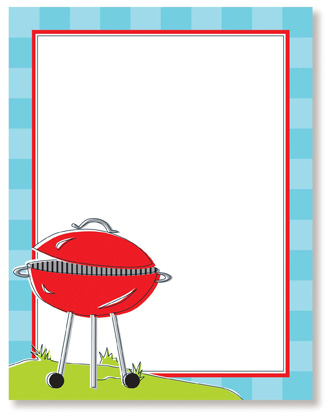326x414 Barbecue Clipart Summer Activity