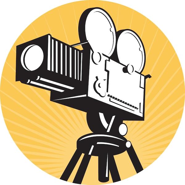 600x600 Actor Clipart Filmmaking