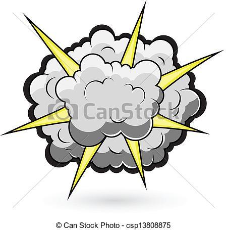 450x455 Fight Cloud Clipart
