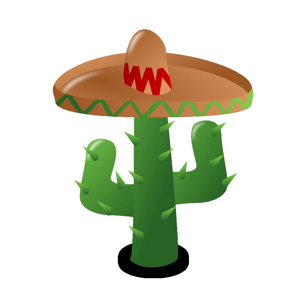 999x999 Cactus Clip Art Pictures Graphics