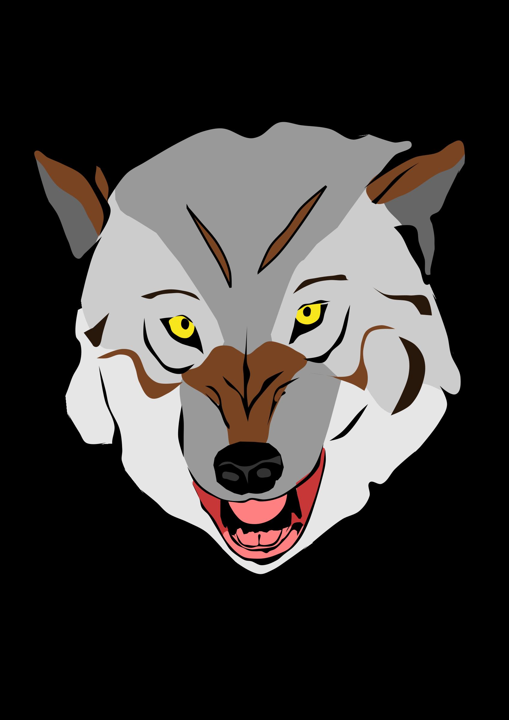 1697x2400 Wolf Cartoon Images, Clip Art Amp Graphics