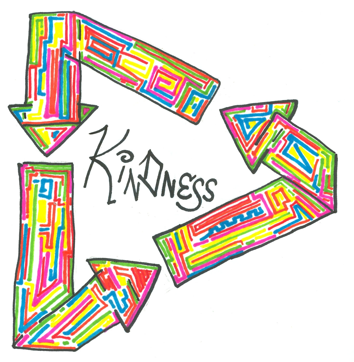 1362x1393 Awesome Kindness Clipart Gallery