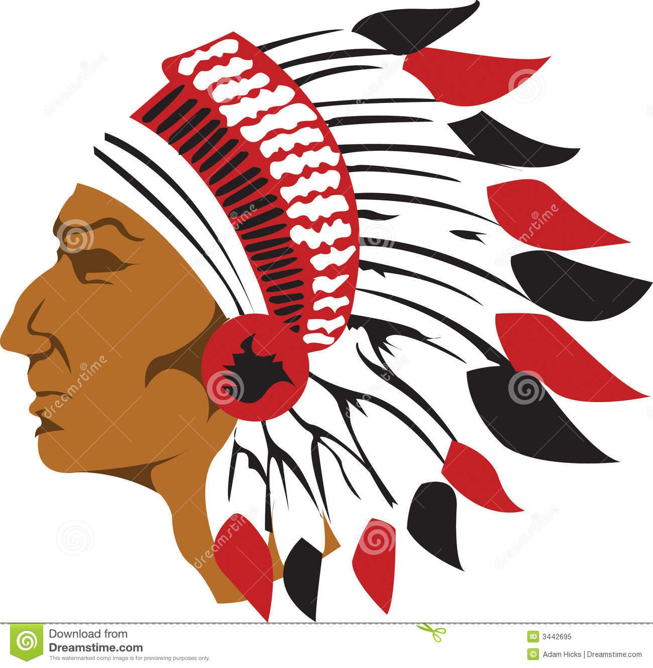1300x1329 Clip Art Indian Chief Clip Art