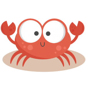 300x300 Daily Freebie 5 17 14 Miss Kate Cuttables Crab Svg Cutting Files