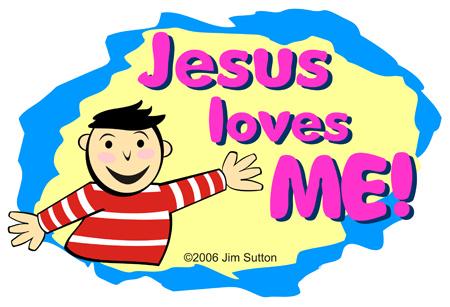 450x307 Lovely Jesus Loves Me Clipart Clip Art Images Panda Free