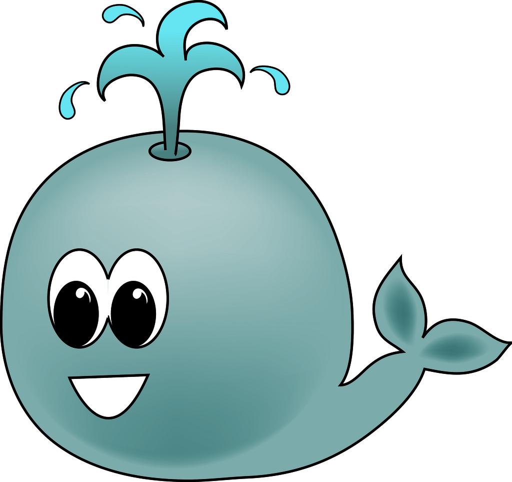 1024x963 Pencil Art Blue Whale Images Clip Art Adorable Clipart Whale