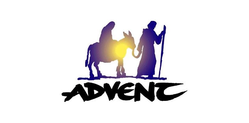 820x406 Mary And Joseph Advent Clip Art