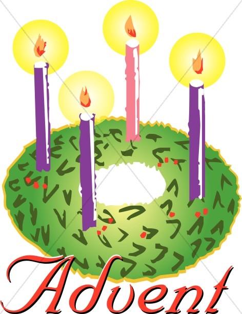472x612 Advent Wreath Clipart Advent Clipart