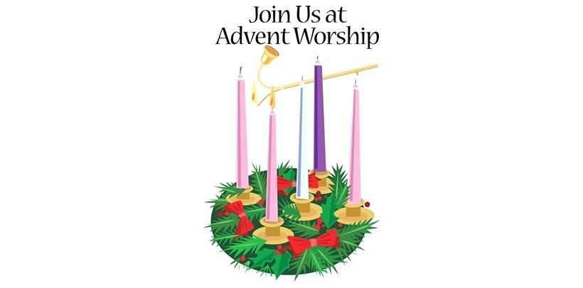 820x406 Advent Clipart