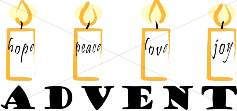 776x364 Advent Christmas Clipart