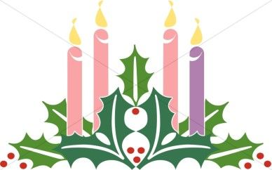 388x242 Advent Candles Clipart Advent Clipart Advent