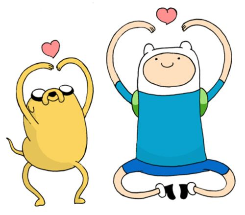 500x439 Adventure Time 1 2 3 Clipart