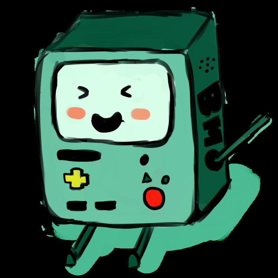 894x894 Bmo Adventure Time By Kusabimoku