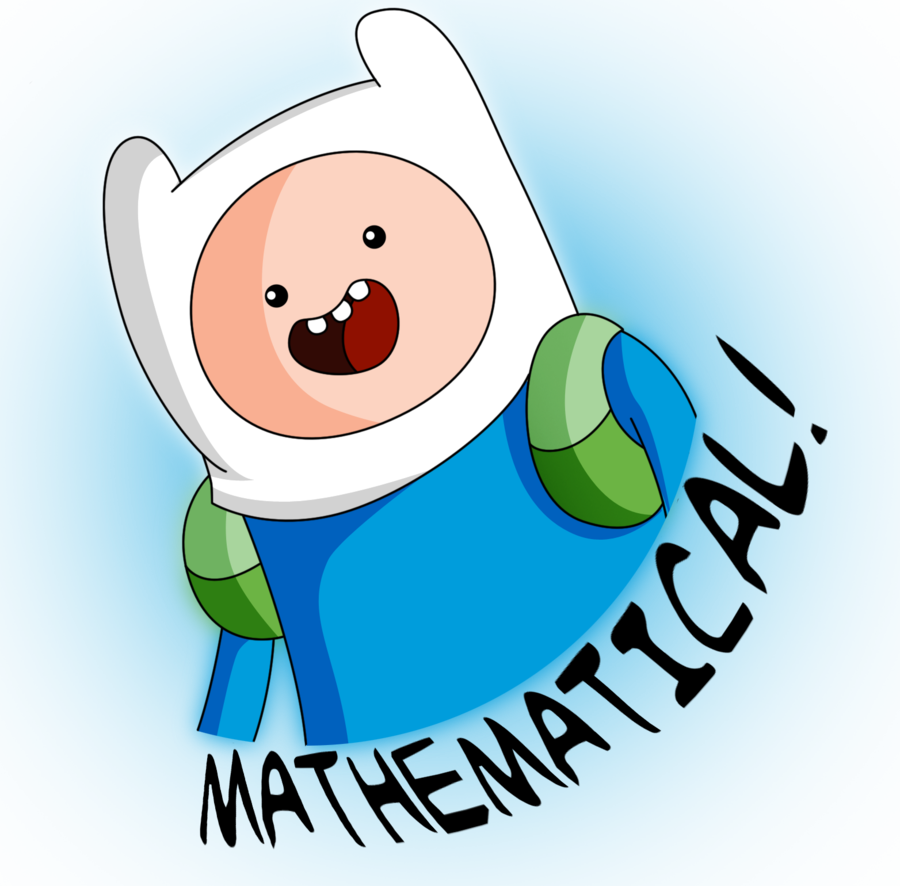 900x886 Math Adventure Time Clipart