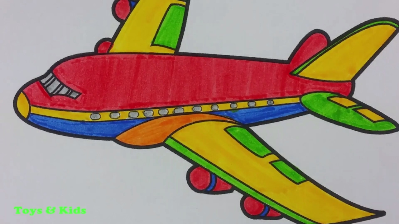 1280x720 Coloring Shopkins Airplane Coloring Shopkins Coloring Pages