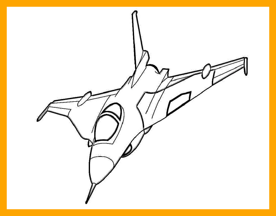 1110x870 Inspiring Airplane Coloring Pages Collections Part Picture