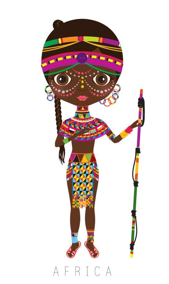 545x915 Agua Bendita Africa Representing Africa