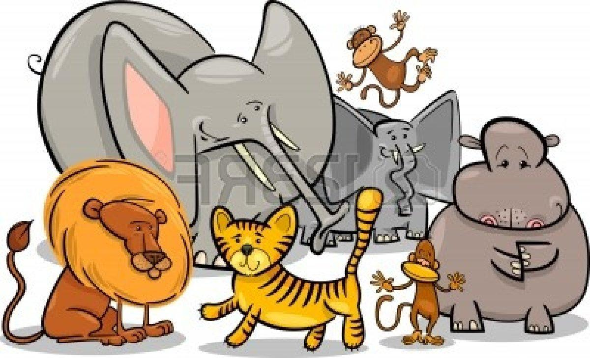 1200x729 Best Hd Wild Animals In Africa Clipart File Free