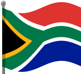 263x242 Collection Of South African Flag Clipart High Quality, Free