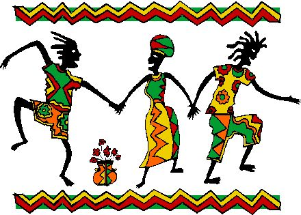 440x315 Free African Clipart