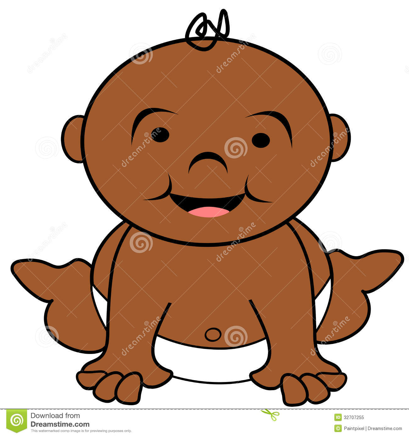1300x1390 Clipart Of Black Baby Boy With Teddy Clip Art At Clker Com Vector