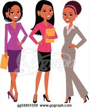 300x370 7 Best Professional Ethnic Women Clipart Images