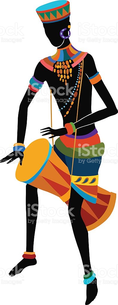 African Culture Clipart
