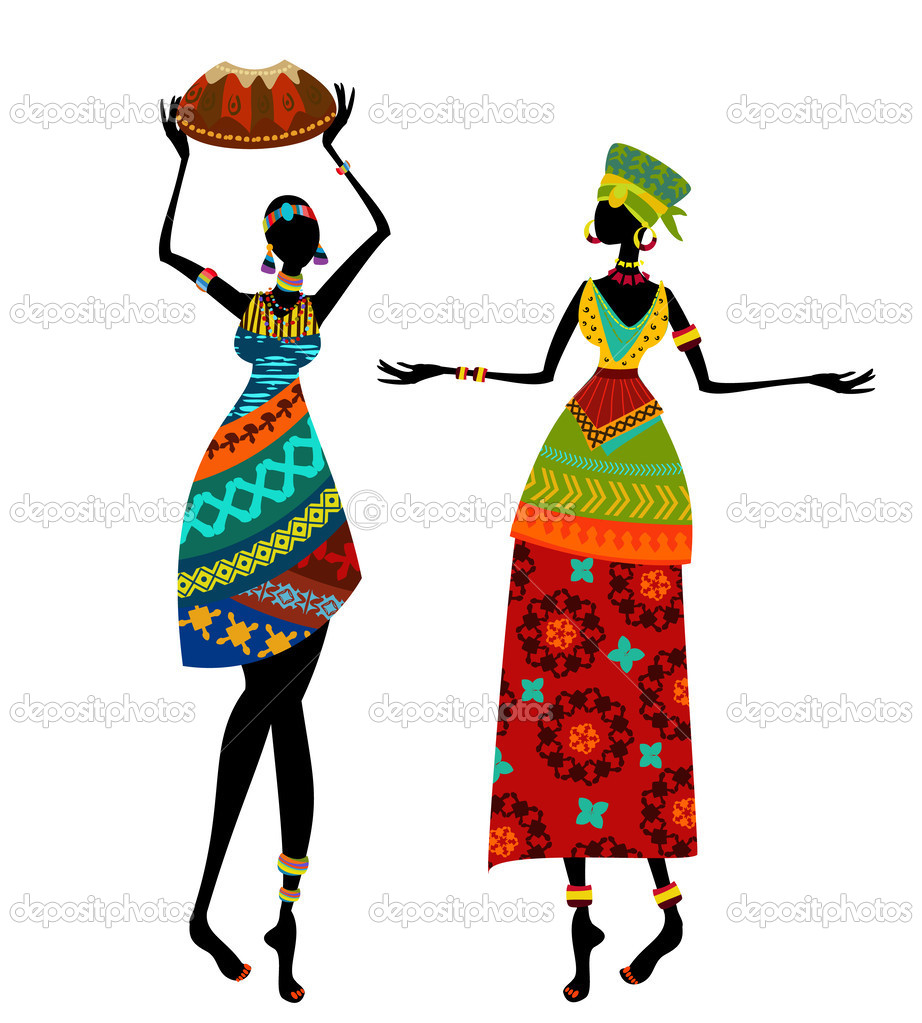 922x1023 Traditional Clipart African Wear