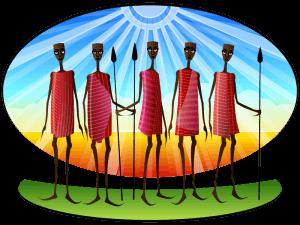 300x225 Africa Culture Cliparts
