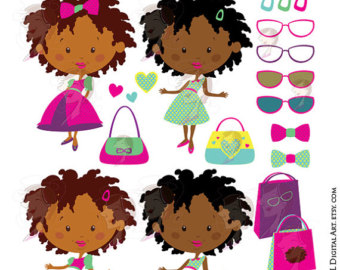 340x270 African American Woman Teacher Classroom Clip Art Cute