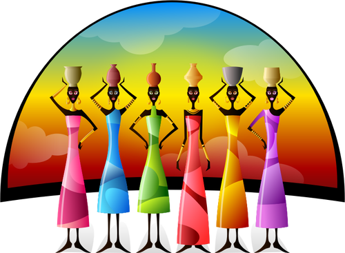 500x367 30000 Clipart Of African Drums Public Domain Vectors