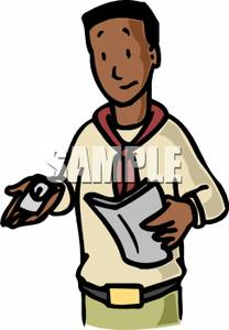 208x300 Photos African American Clip Art People,