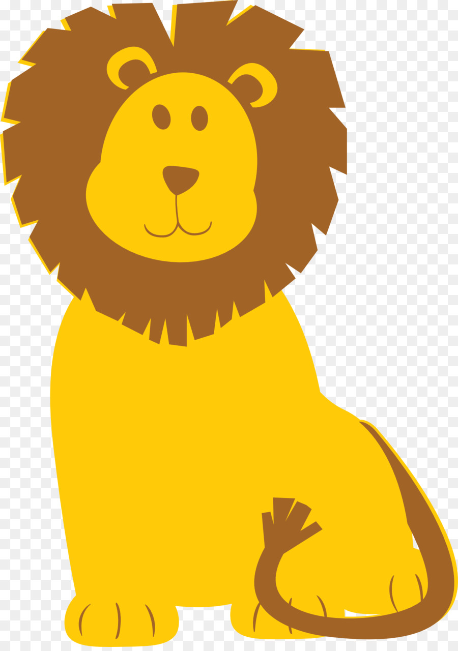 900x1280 Lion Safari Clip Art