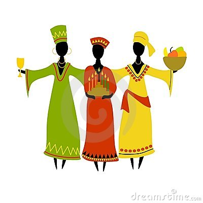 400x400 African Clothing Clip Art