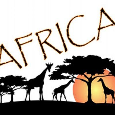 400x400 Africa Clipart Africa Landscape