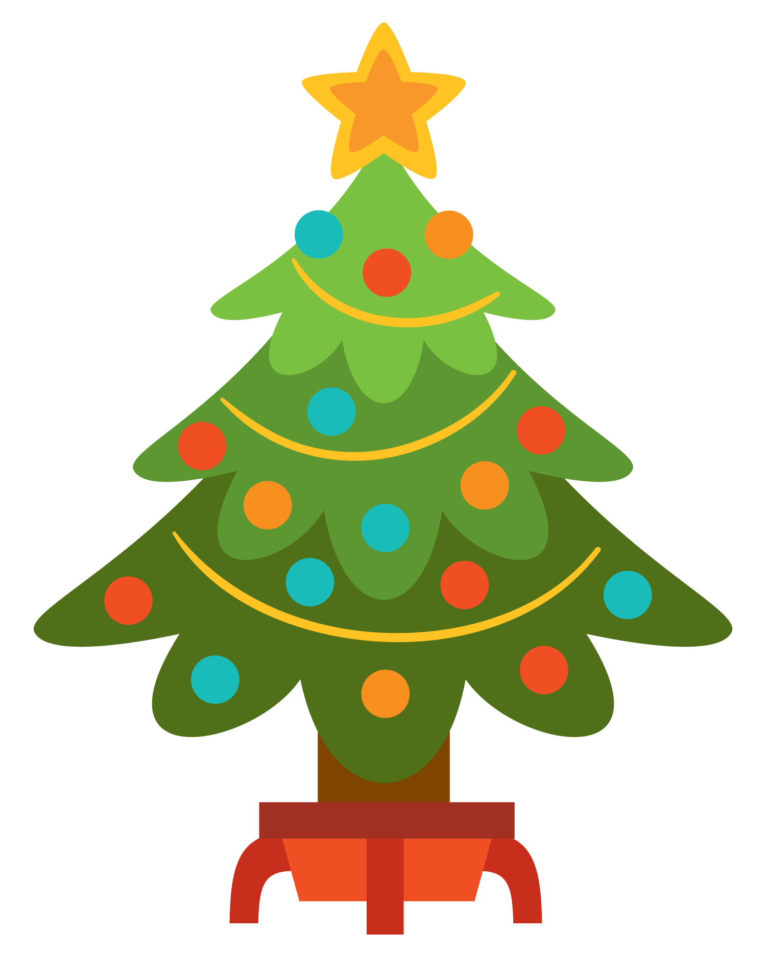 1500x1875 Christmas Clipart Domain Kid
