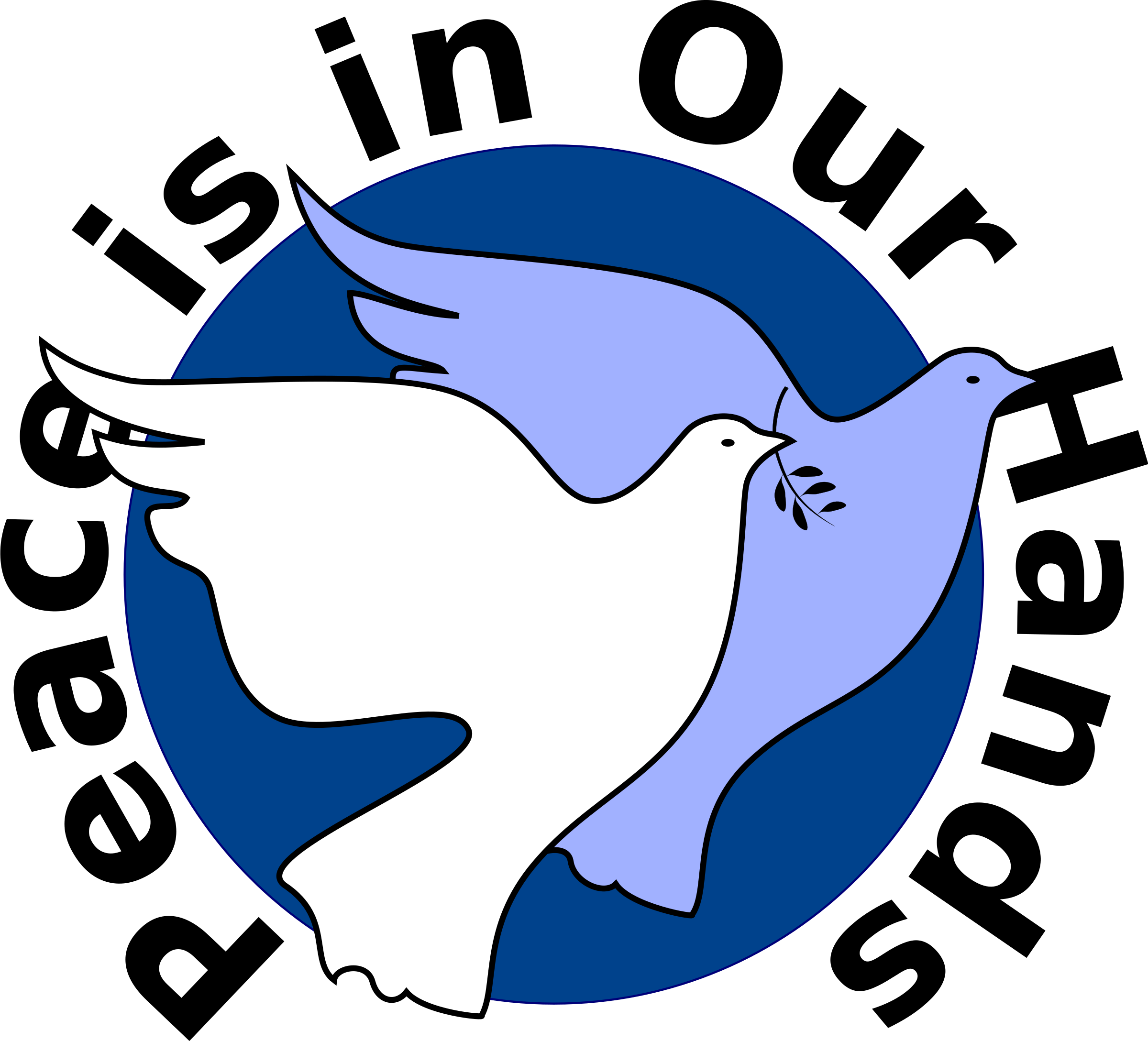 2400x2177 Peace Clipart Africa