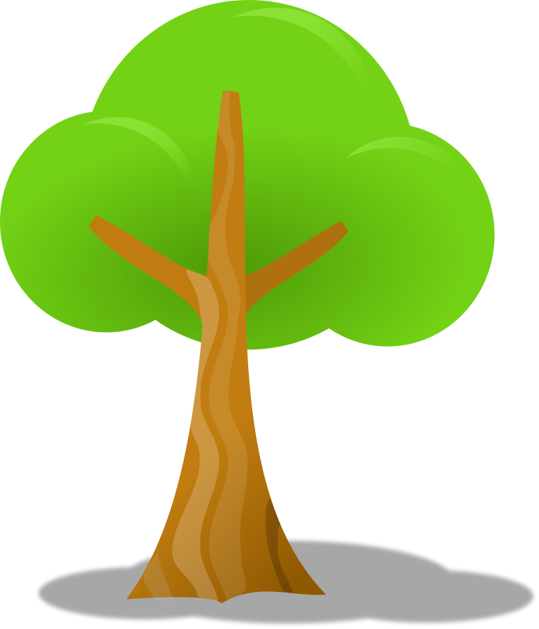 771x900 Retro Tree Clipart Clip Art Vintage Trees 2