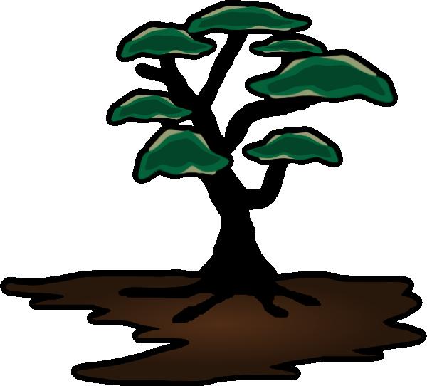 600x542 Tree Clip Art
