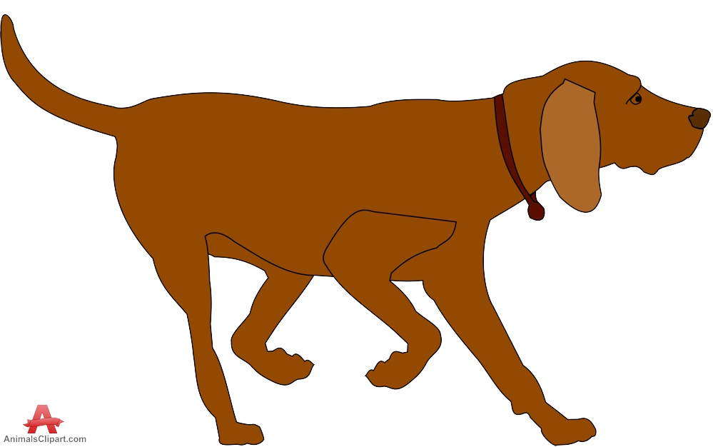 999x626 Free Hunting Dog Clipart