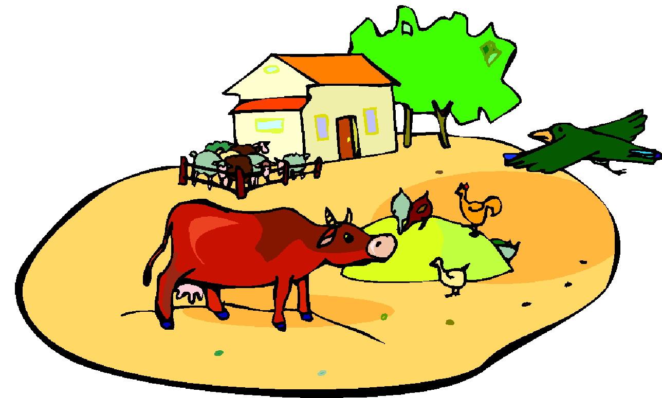 1288x775 Clip Art Farm Cows