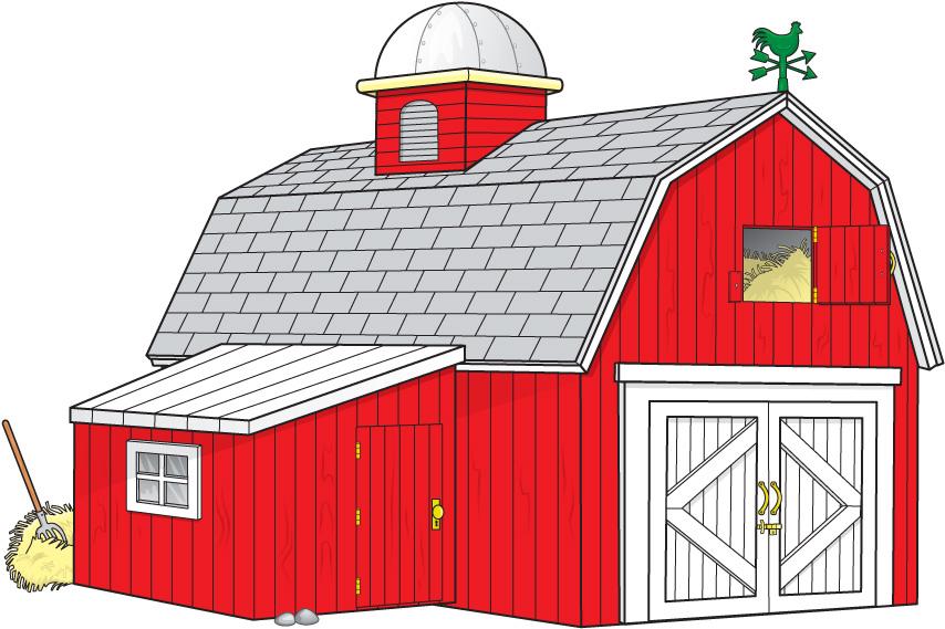 854x569 Top 75 Barn Clip Art