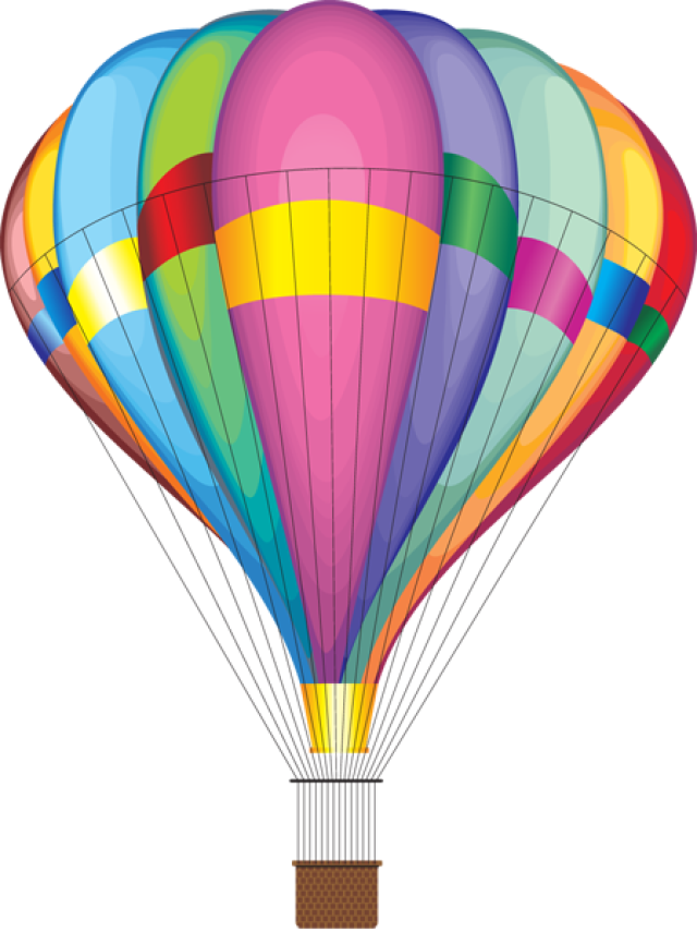 Air Balloon Clipart